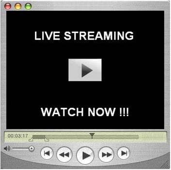 how to create live video streaming website