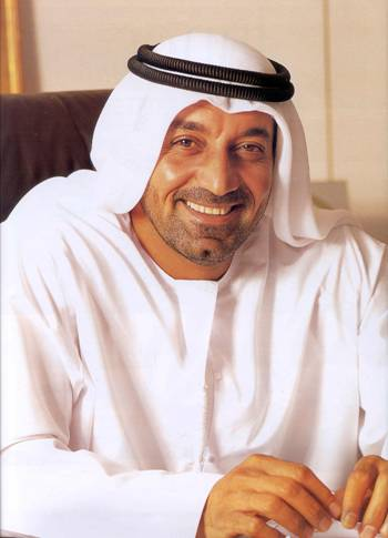 HH Sheikh Ahmed bin Saeed Al Maktoum - Chairman & Chief Executive Emirates Airline & Group