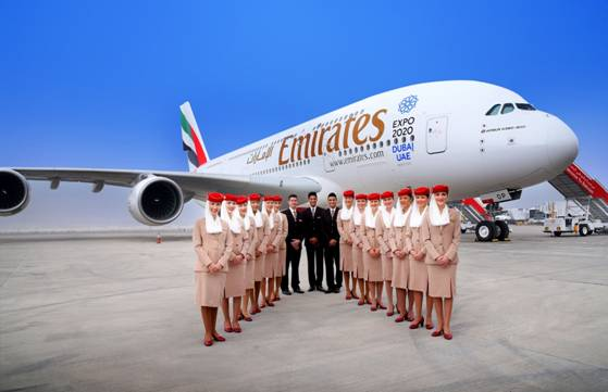 Emirates A380 (2)