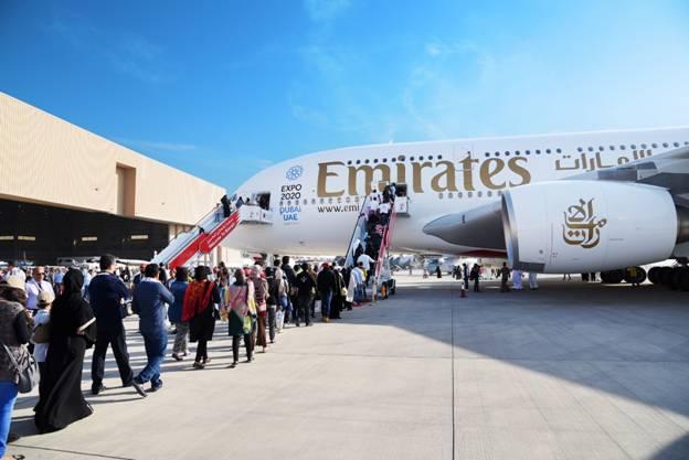 Emirates A380 (3)