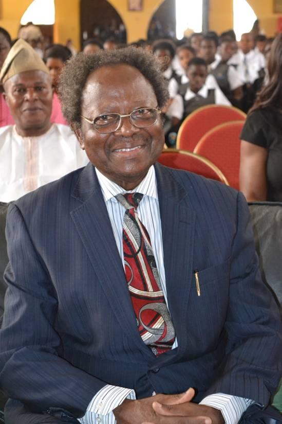 Dr Adewale Sanni Balogun