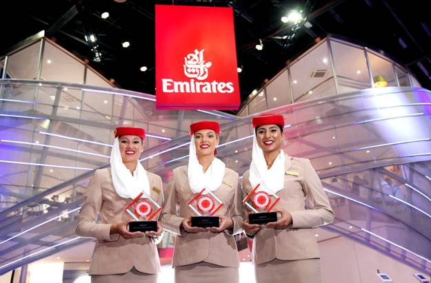 Emirates awards 2016