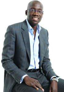 Acha Leke, Senior Partner McKinsey Johannesburg